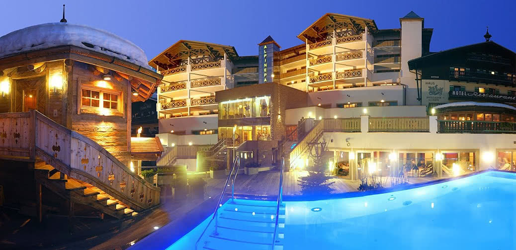 Best Luxury Ski Hotels In Saalbach-Hinterglemm, Austria