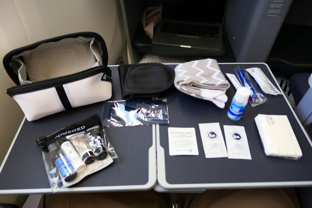Flight Review: United Polaris Business Class On 787-9 Dreamliner