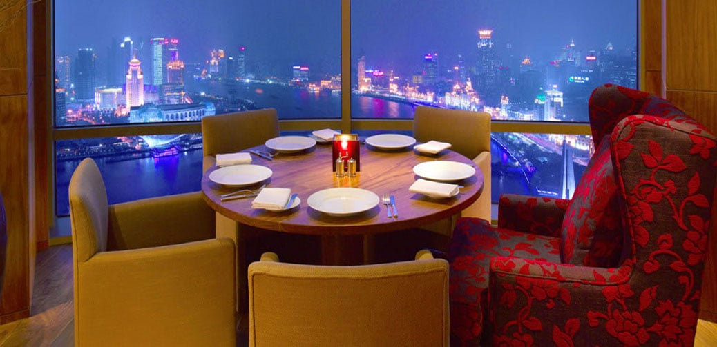 Review: Hyatt on the Bund Hotel, Shanghai in China