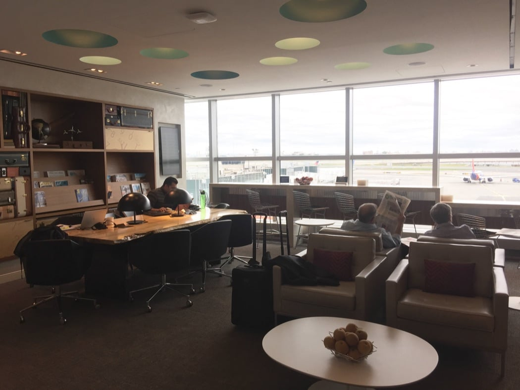Review: Amex Centurion Lounge New York LaGuardia Airport