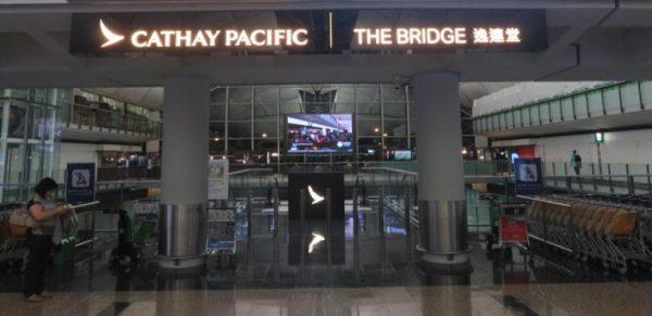 Review: Cathay Pacific The Bridge Lounge At Hong Kong Airport