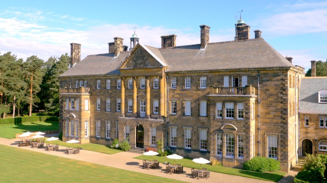 Review: Crathorne Hall Hotel, North Yorkshire
