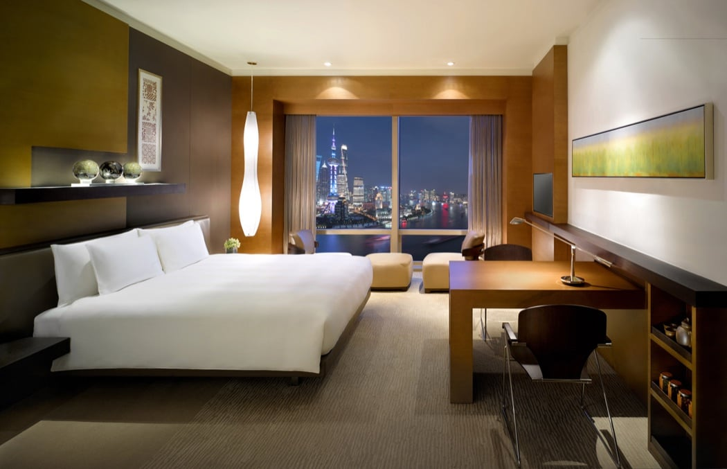 Review: Hyatt on the Bund Hotel, Shanghai in China