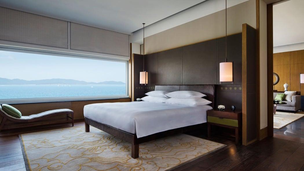 Review: Park Hyatt Sanya Sunny Bay Resort, China