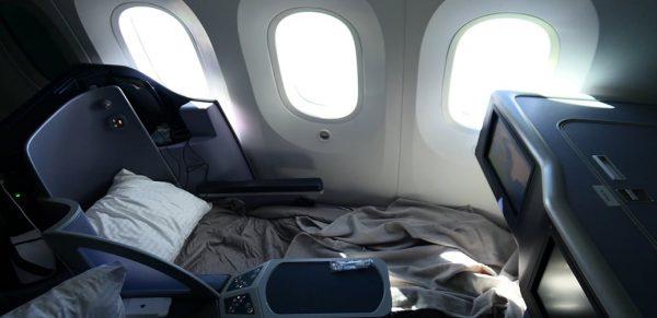 Transatlantic Flight Review: United B787-9 Dreamliner Polaris Business Class