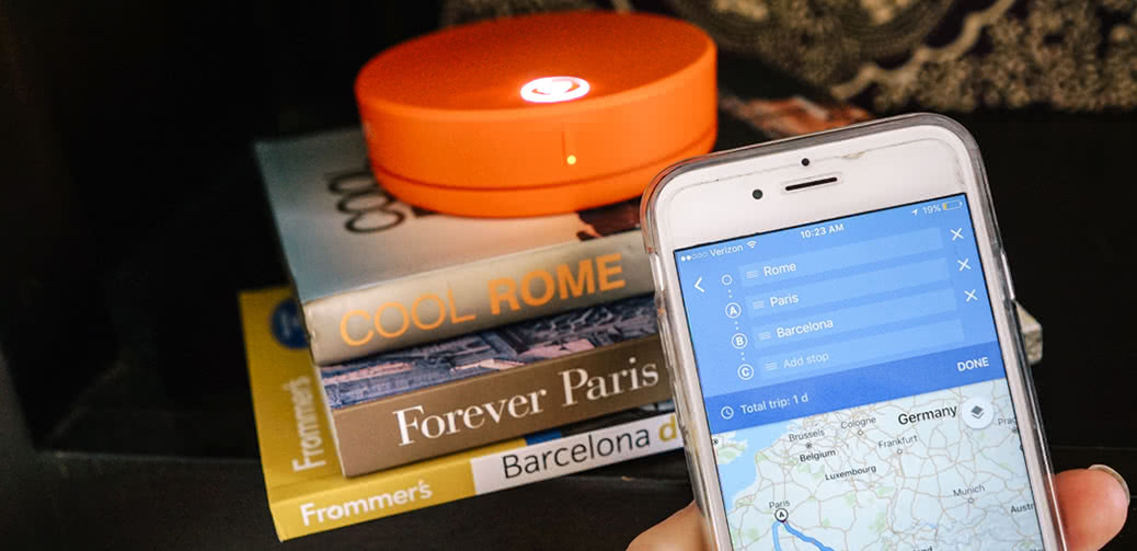 Travel Gadget Review: Skyroam Solis