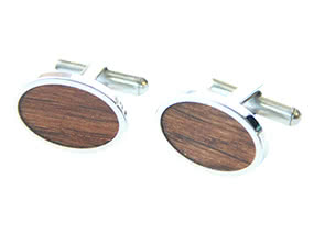 Cask Jewelry Wine Barrel Cufflinks (USA only)