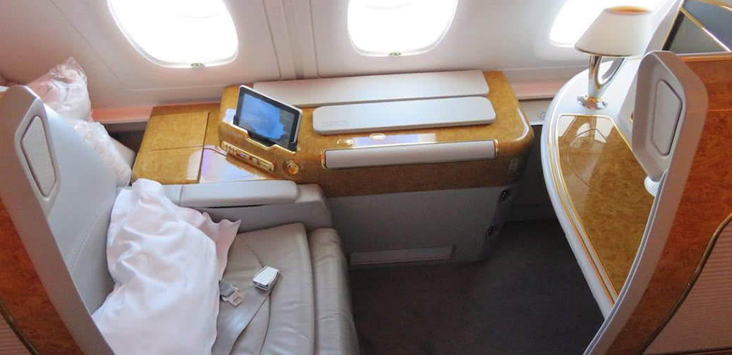 Brand New Emirates First Class Suite To Launch December