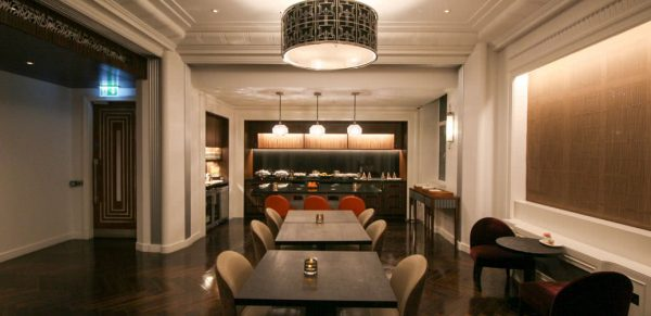 Club Lounge Review At The Sheraton Grand Park Lane, London