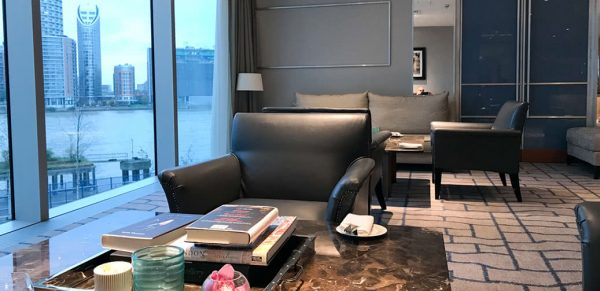 Club Lounge Review At The InterContinental London The O2