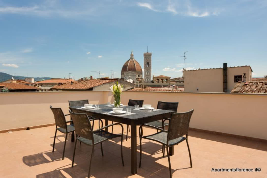Five Best Luxury Vacation Apartment Rentals in Florence