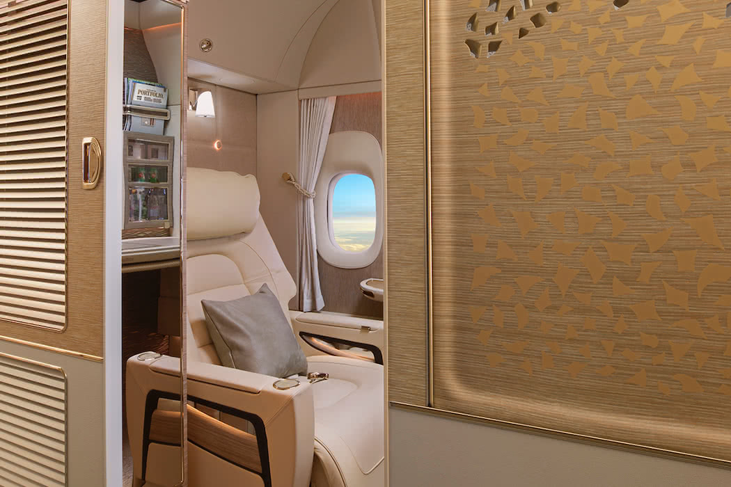 Flight Review: Emirates New First Class Suite On B777