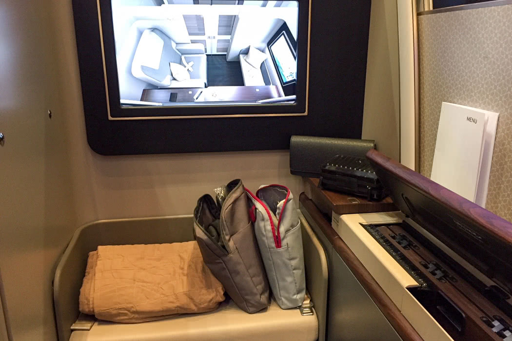 Flight Review: Saudia Airlines B777 First Class Suites