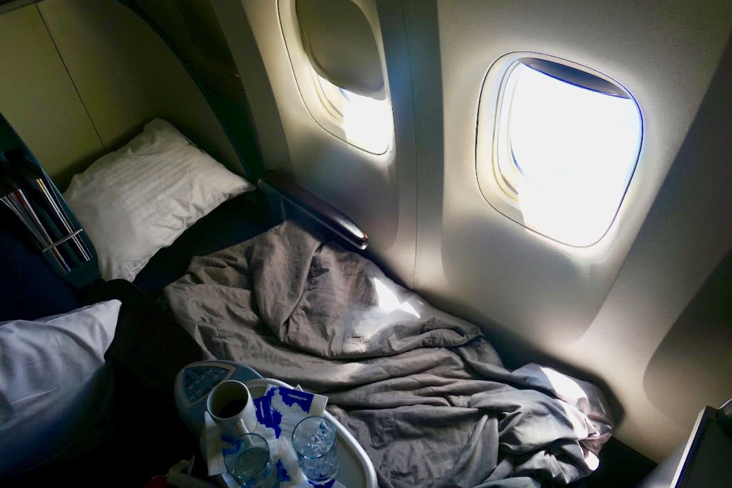 Flight Review: United B777 Polaris Domestic First Class To Hawaii