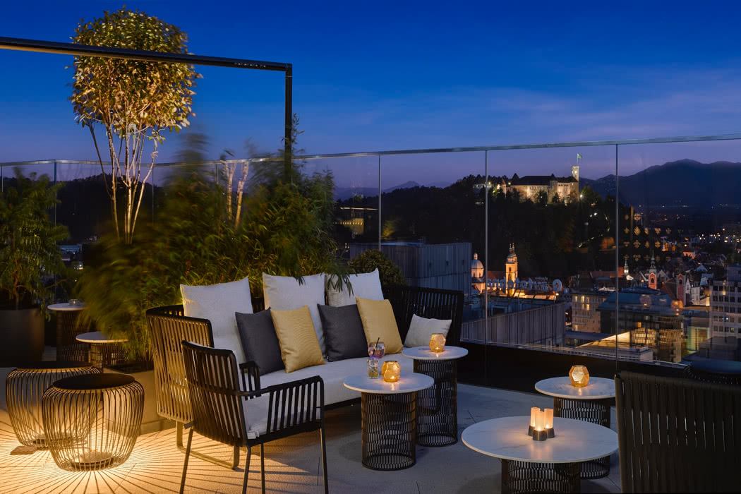 Hotel Review: InterContinental in Ljubljana, Slovenia