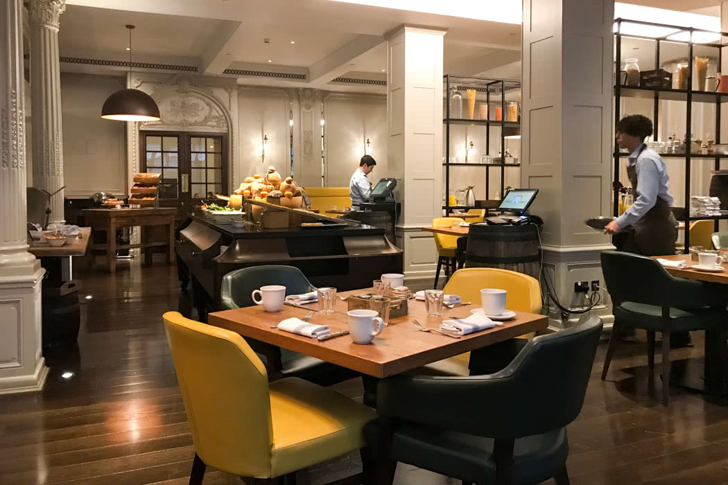 Hotel Review: Sheraton Grand, Park Lane, London