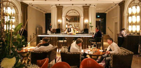 Hotel Review: Sheraton Grand, Park Lane, London