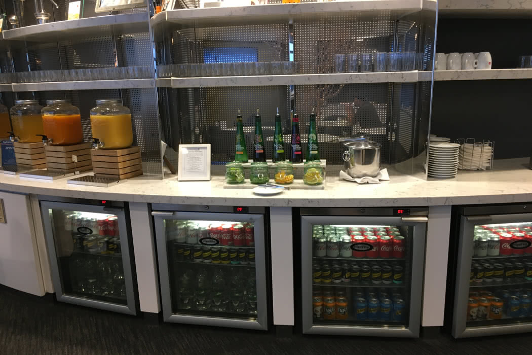 United Airport Lounge Review At London Heathrow Queens Terminal