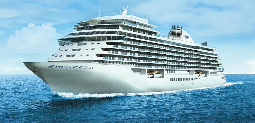 Photo Review Of Cruise Ship Regent Seven Seas Splendor