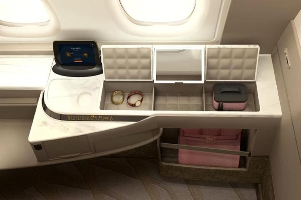 Picture Review Of New Singapore Airlines New First Class Suite