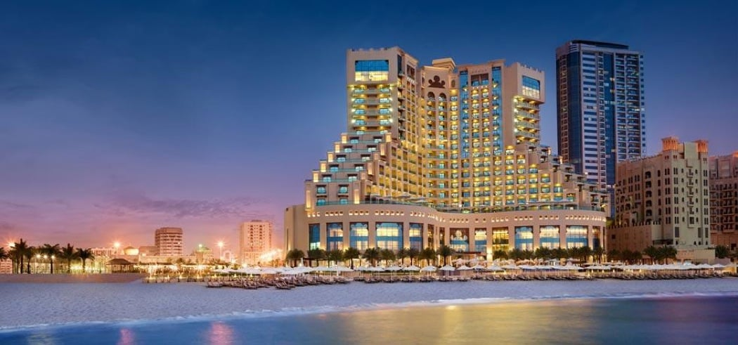 Review: Fairmont Ajman, UAE