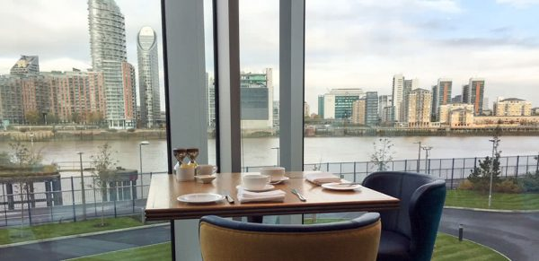 Review: Intercontinental London The O2, England