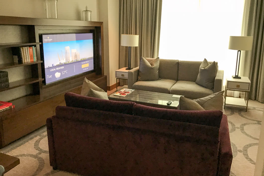Review: Intercontinental London The O2