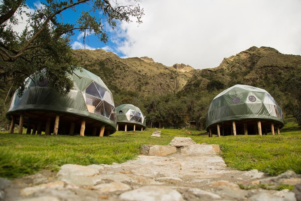 Review: Peru Ecocamp, Cusco Peru