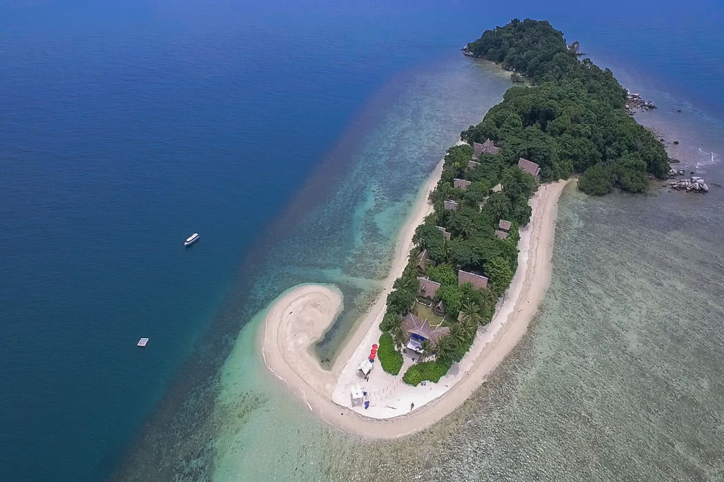 Review Pulau Pangkil: Your Cast Away Island Beach Getaway
