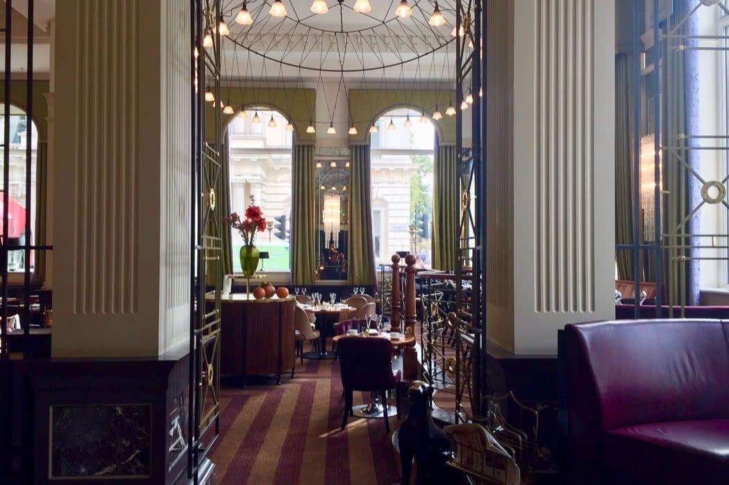 Hotel Review: Sofitel London St James