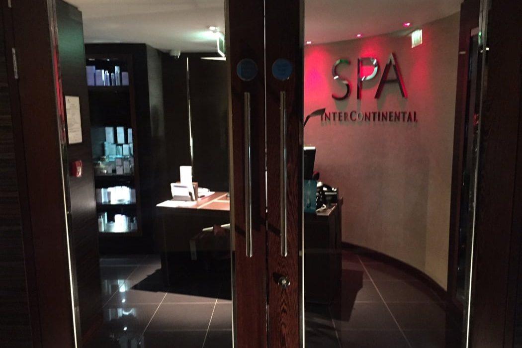 Spa Intercontinental: Anti Ageing Elemis BIOTEC Facial
