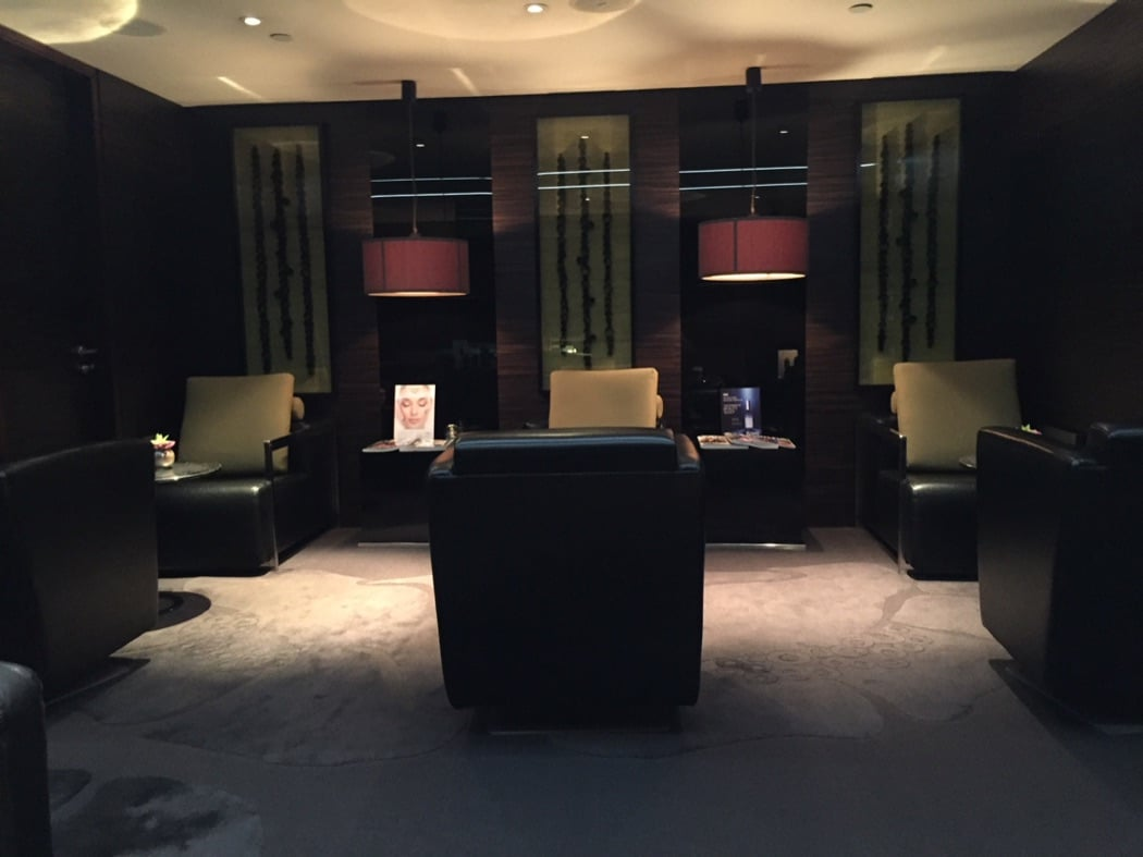 Spa Intercontinental Review: Anti Ageing Elemis BIOTEC Facial