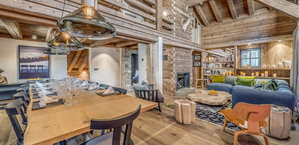 Top 5 Ski Chalets In The Alps For Families