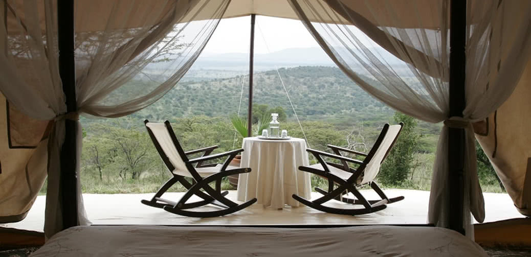 Top 5 Best Safari Camps With Honeymoon Tents