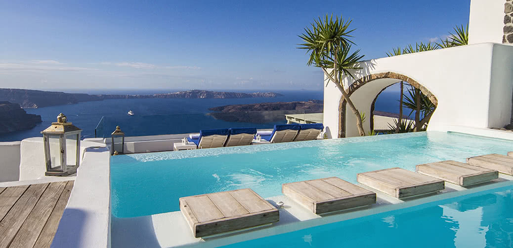 top five most unique hotels in greece news luxury