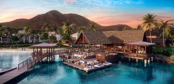 The First Park Hyatt Opens In The Caribbean