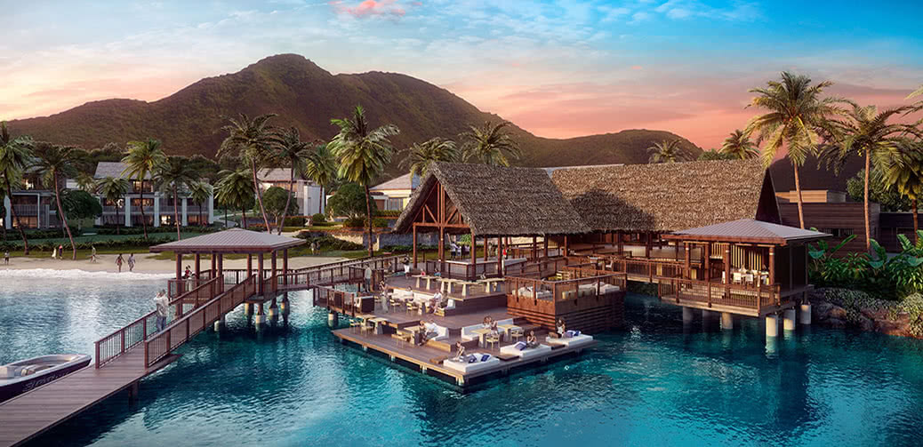 The First Park Hyatt Opens In The Caribbean