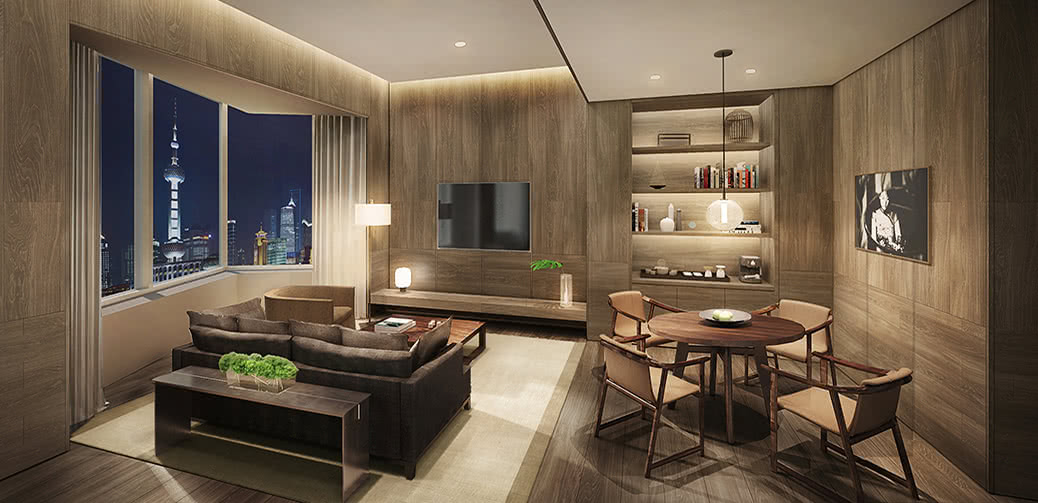 The Newest Hotel In China: Shanghai EDITION