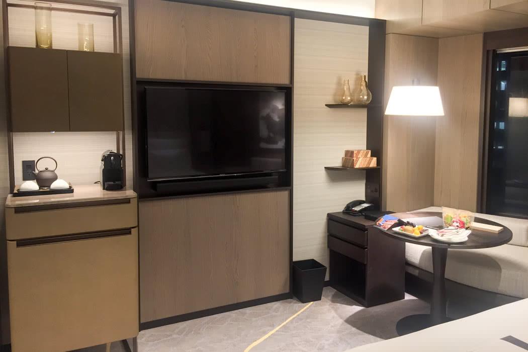 ANA InterContinental Tokyo Club Room Review