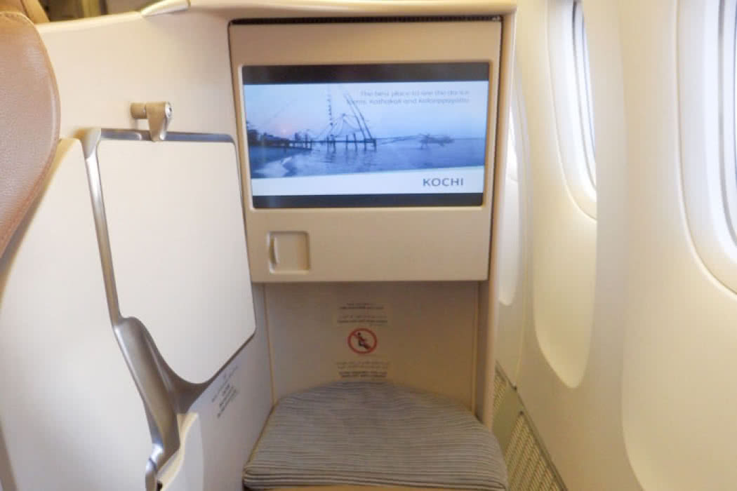 Flight Review: Etihad Airways B777 Business Class Abu Dhabi to Bangkok