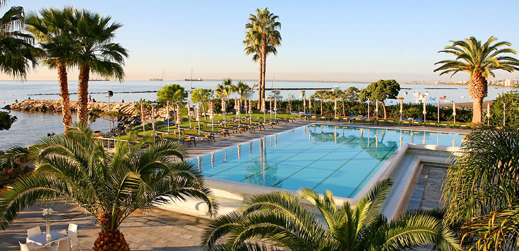 Hotel Review: Crowne Plaza Limassol, Cyprus