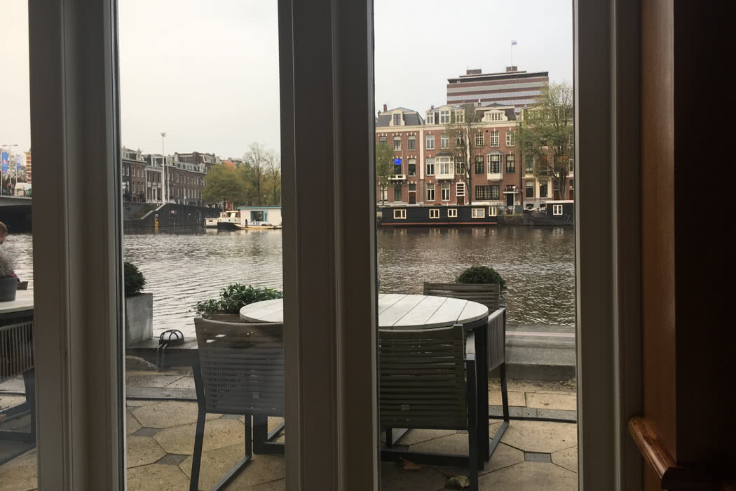 Hotel Review: Intercontinental Amstel In Amsterdam