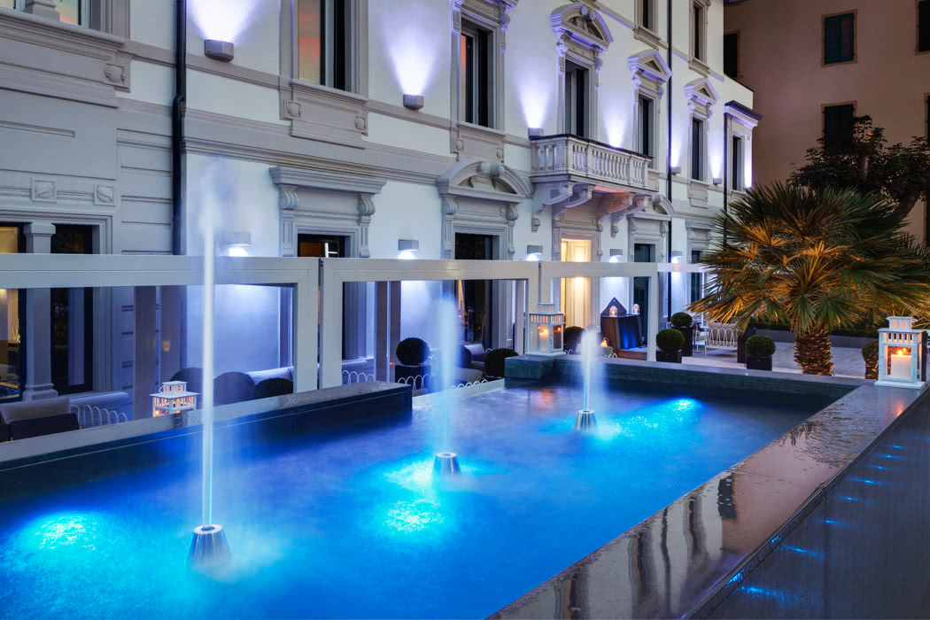 Hotel Review: Montecatini Palace In Montecatini Terme