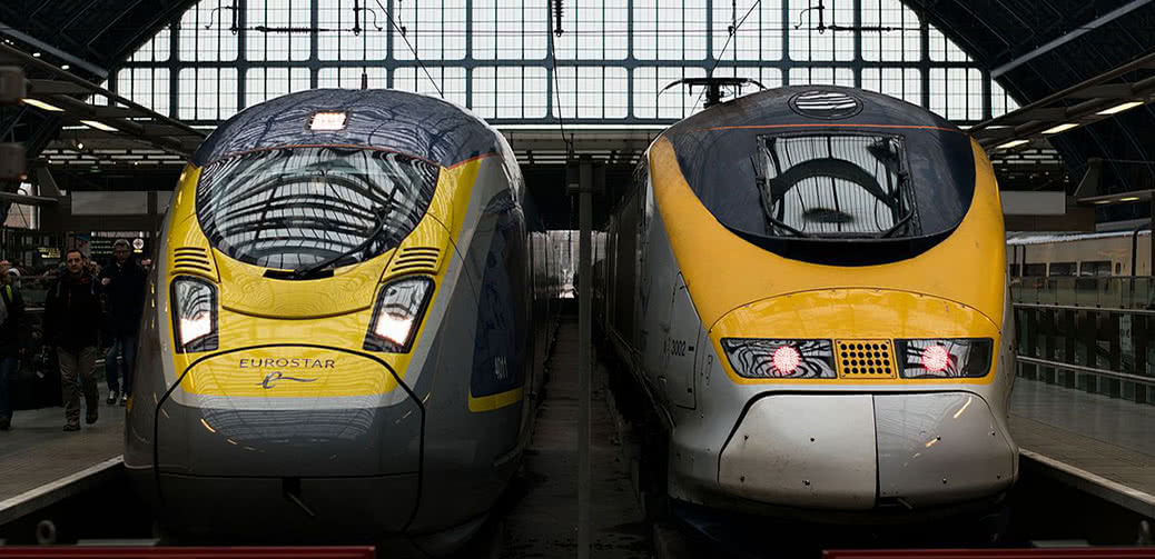 Last Day: Win A Massive 5,000 Club Eurostar Points
