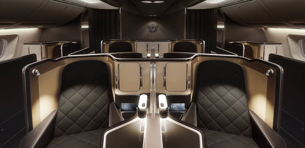 Multiple British Airways Sales In First & Business Class Worldwide