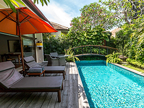 3 Nights in a Private Villa at The Pavilions Bali, Indonesia