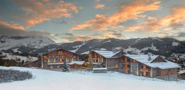 Picture Review Of The New Four Seasons Ski Hotel In Europe