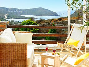 4 Nights For 6 Ppl At Heliades Villas, Andros Island, Greece
