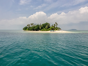 3 All Inclusive Nights For 5 People At Pulau Joyo, Indonesia