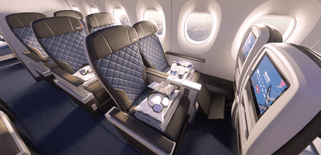 American Vs Delta Vs United Airlines: Which Premium Economy Class Is Best?